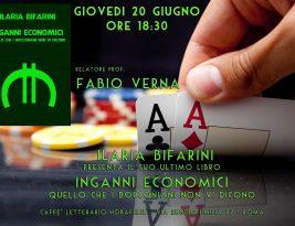 Prima presentazione del mio libro alla libreria Hora Felix di Roma